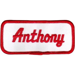 Anthony Patch (Red and White)