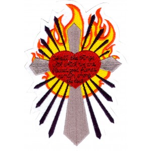 Fire, Heart, Cross