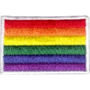 Rainbow Pride Patch
