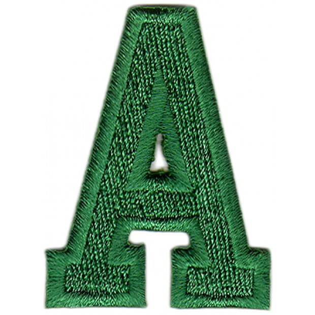 a applique green