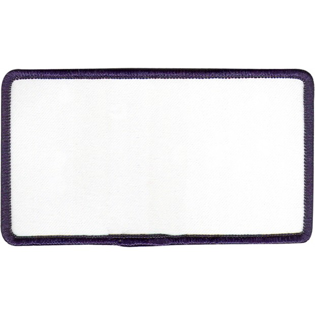 blank patches for machine embroidery