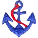 ANCHOR LIGHT BLUE W/RED
