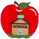 Apple W/ School