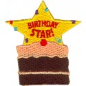 Birthday Star/Cake