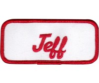 Jeff  Patch (Red and White)