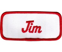 Jim Patch (Red and White)