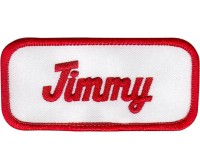 Jimmy Patch (Red and White)
