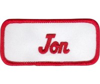 Jon Patch (Red and White)