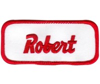 Robert Patch (Red and White)