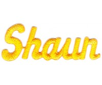 Shaun (Yellow)