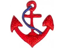 ANCHOR RED W/BLUE