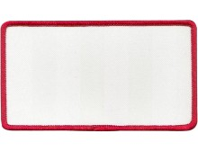 BLANK (4.5X2.5/WHT/RED)