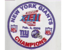 NEW YORK GIANTS CHAMPIONS