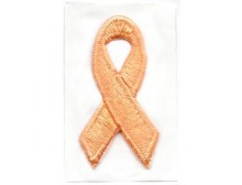 Light Orange Awareness Ribbon