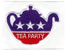 Tea Party - Peel N Stick