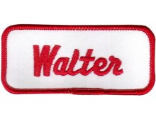 Walter Patch (Red and White)