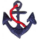 ANCHOR BLUE W/ RED