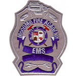 Fire Academy Patch