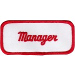 Manager (Red and White)